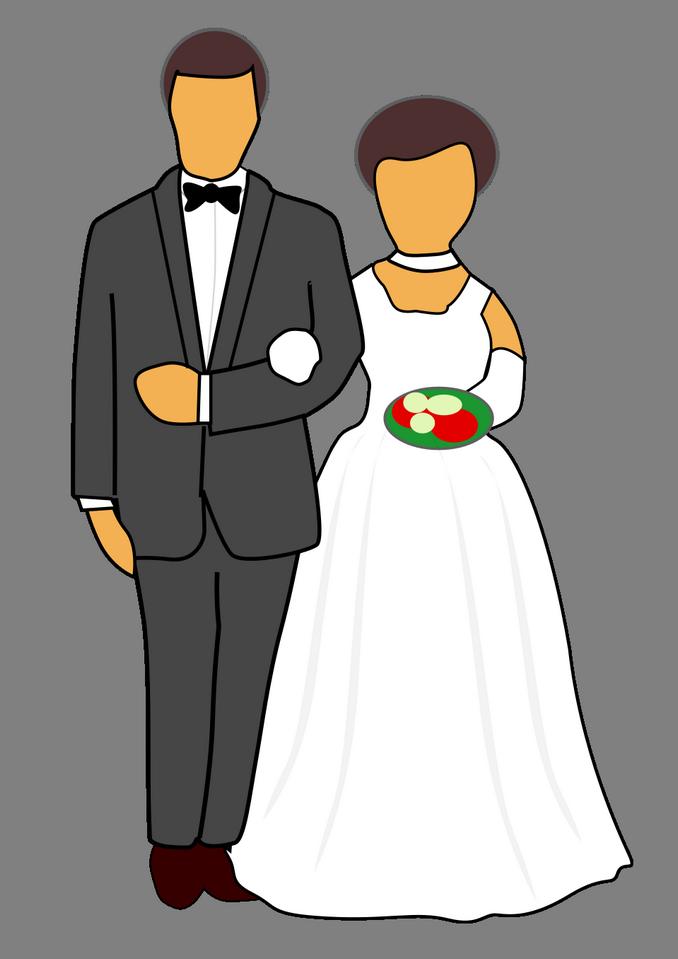 Přání pro novomanžele, verše, romantika, láska - Blahopřání k svatbě novomanželům