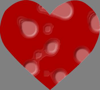 narozeniny texty, Gratulace k narozeninám texty a obrázky pro oslavence, Narozeninové textové přáníčko, červené srdce