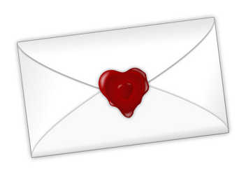 Obrázková a textová přáníčka pro děti i dospělé, Blahopřání k narozeninám, Narozeninová přání, romantický dopis